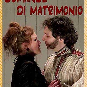 DOMANDE DI MATRIMONIO
