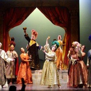LA DANZA DELLE LIBELLULE: operetta